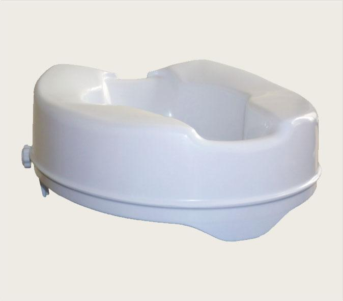 Raised Toilet seat 10 cm high