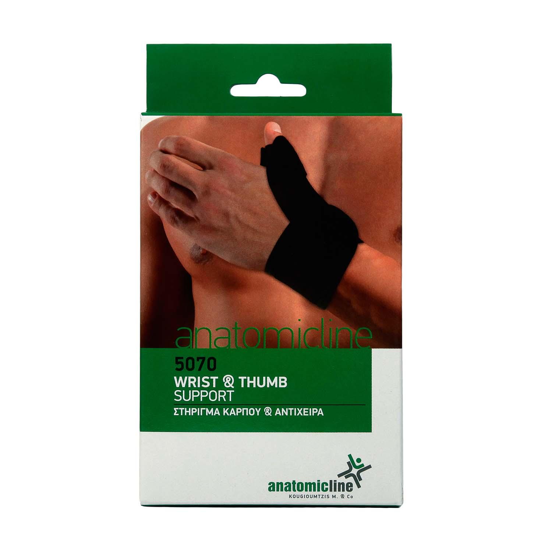 Wrist & thumb support
