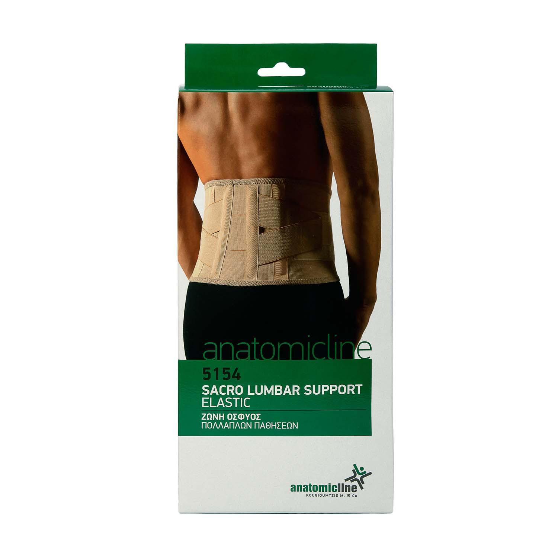 Sacro Lumbar Support - elastic 20cm